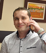 Nikolay Yotenov : Purchasing and logistic manager